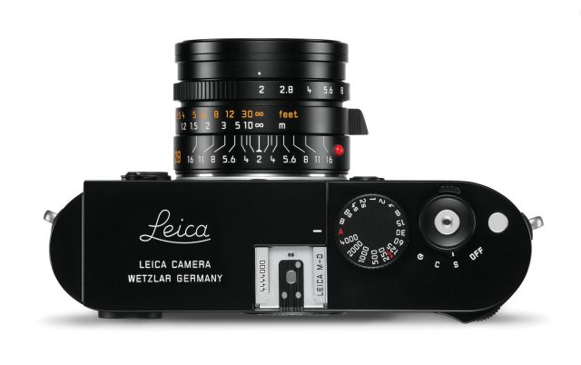 Leica M-D (Typ 262) Is Just A Big Empty Box