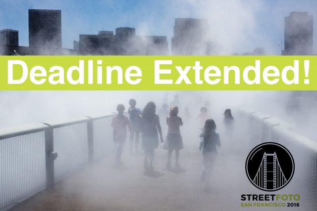 StreetFoto Street Photography Contest Deadline Extended
