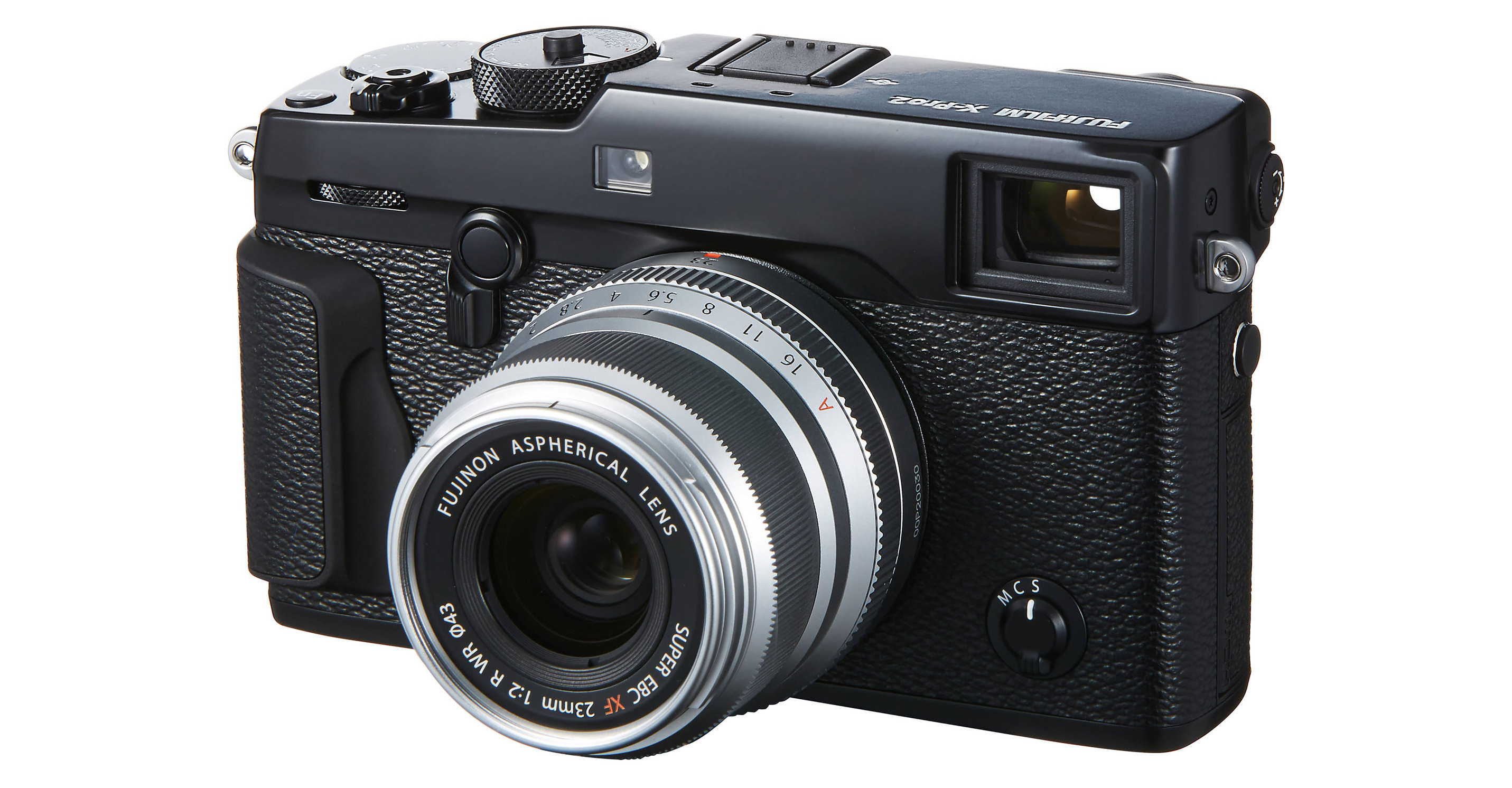 Fuji 23mm f/2 Announced - Compact 35mm Equivalent For Street Photographers