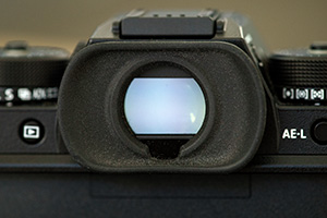 Fuji XT2 Street Photography Review - EVF