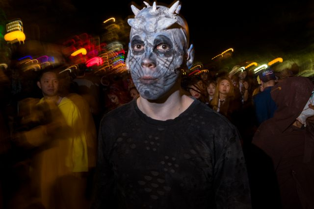 10 Things I Learned Shooting Halloween Street Photography In West Hollywood