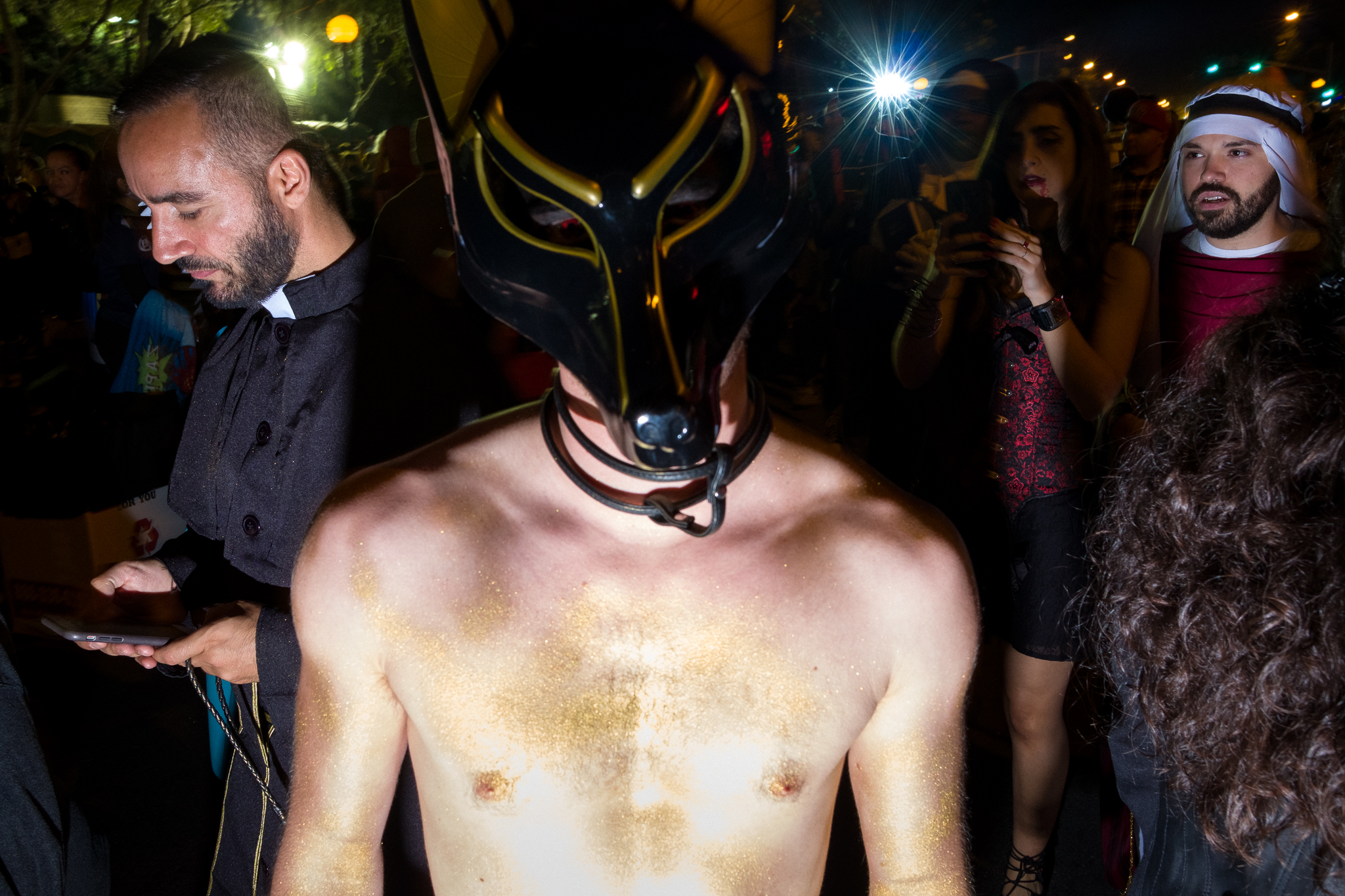 10 Things I Learned Shooting Halloween Street Photography in WeHo