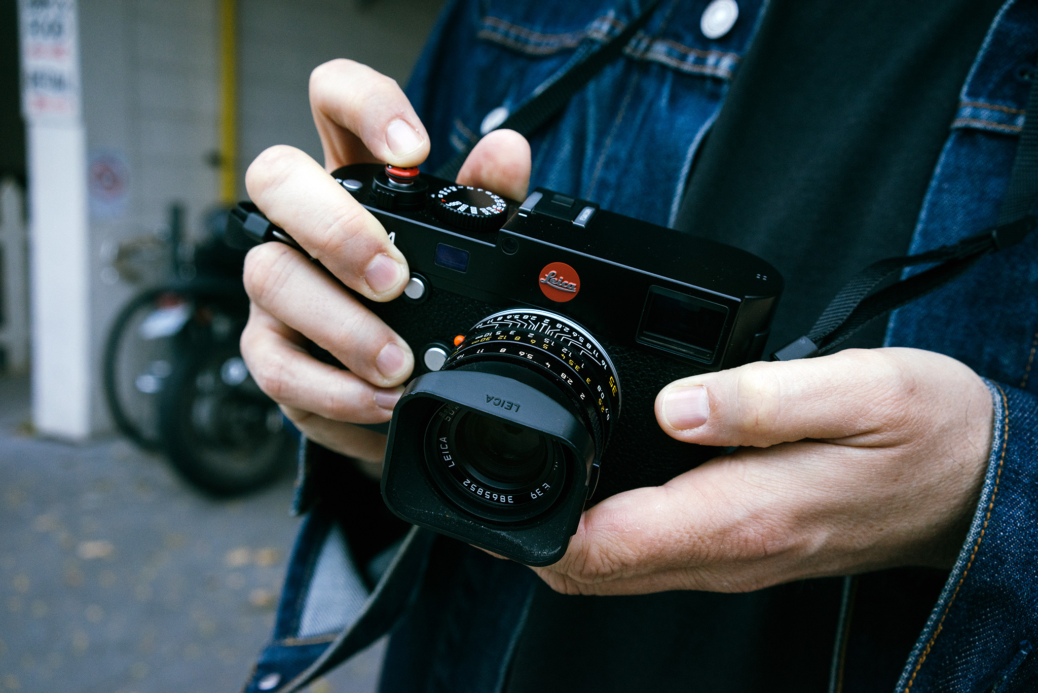 StreetShootr's Better Late Than Never Leica M 240 Review