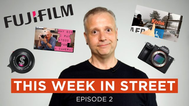 This Week In Street E02 - Street Photography News!